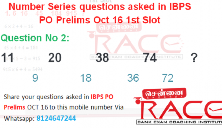 Important Quetions asked in IBPS PO 2016 – Chennai RACE Coaching Institute (10)