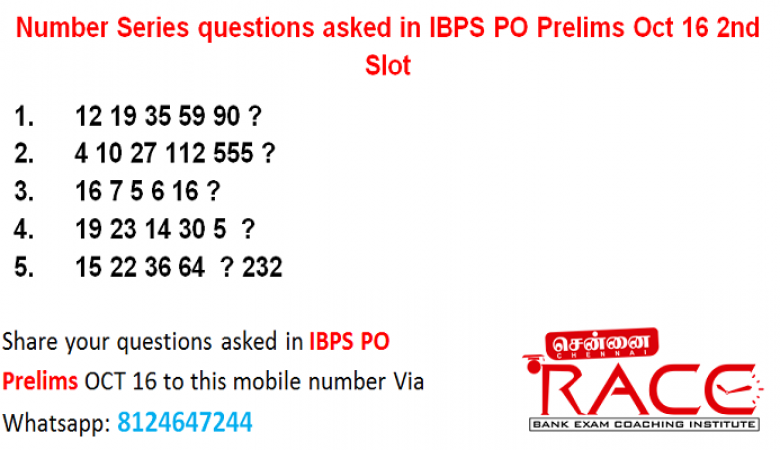 Important Quetions asked in IBPS PO 2016 – Chennai RACE Coaching Institute (12)
