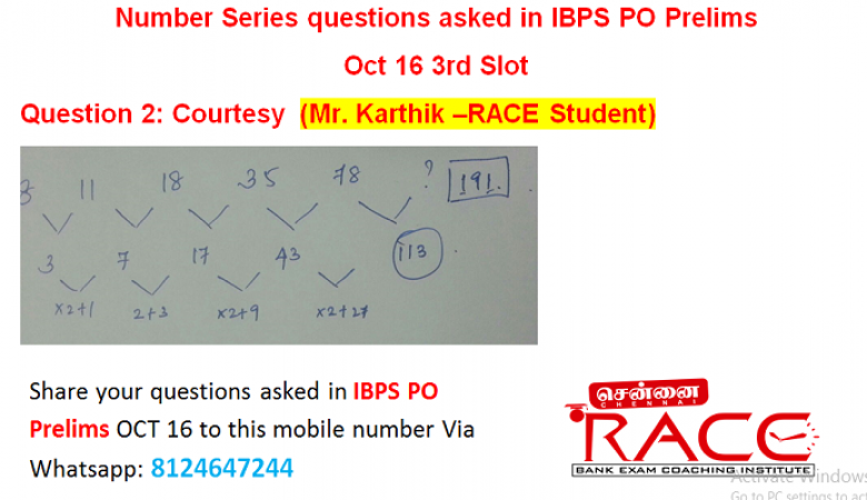 Important Quetions asked in IBPS PO 2016 – Chennai RACE Coaching Institute (25)