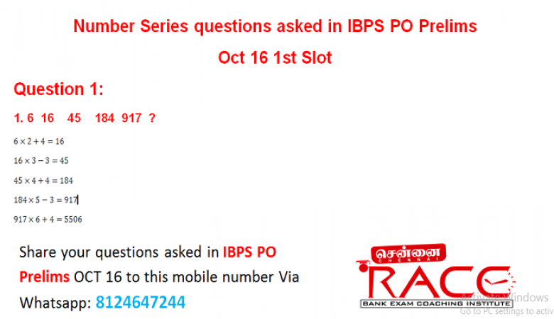 Important Quetions asked in IBPS PO 2016 – Chennai RACE Coaching Institute (4)