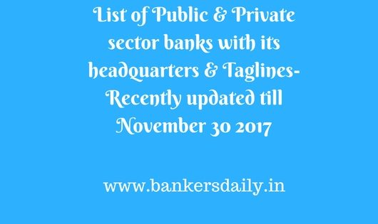 public sector banks taglines for dating